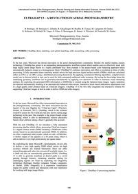 Ultramap V3 – a Revolution in Aerial Pho... by Reitinger, B.