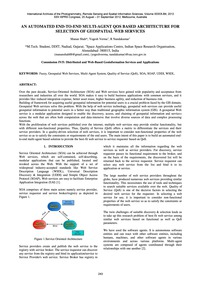 An Automated End-to-end Multi-agent Qos ... by Shah, M.