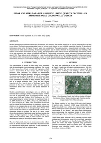 Lidar and Vhrs Data for Assessing Living... by Tompalski, P.