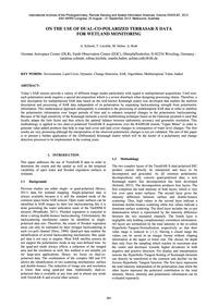 On the Use of Dual-co-polarized Terrasar... by Schmitt, A.