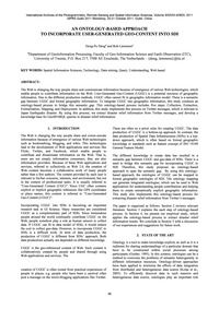 An Ontology-based Approach to Incorporat... by Deng, D.-p.