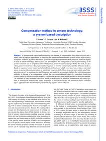 Compensation Method in Sensor Technology... by Schulz, V.