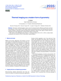 Thermal Imaging as a Modern Form of Pyro... by Kienitz, U.