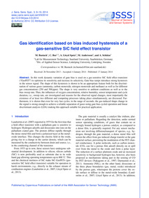 Gas Identification Based on Bias Induced... by Bastuck, M.