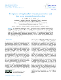 Design and Principles of an Innovative C... by Li, H.