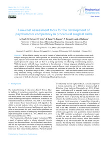 Low-cost Assessment Tools for the Develo... by Doud, A.