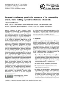 Parametric Studies and Quantitative Asse... by Negulescu, C.