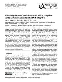 Monitoring Subsidence Effects in the Urb... by Akcin, H.