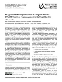 An Approach to the Implementation of Eur... by Dráb, A.