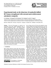Experimental Study on the Behaviour of N... by Korkmaz, S. Z.