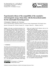 Experimental Evidence of the Compatibili... by Mastrogiannis, D.