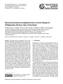 Hazard Assessment Investigations Due to ... by Dalban Canassy, P.