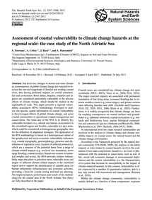 Assessment of Coastal Vulnerability to C... by Torresan, S.