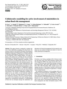 Collaborative Modelling for Active Invol... by Evers, M.