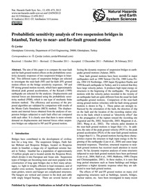 Probabilistic Sensitivity Analysis of Tw... by Çavdar, Ö.