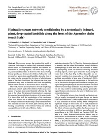 Hydraulic Stream Network Conditioning by... by Galeandro, A.