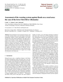 Assessment of the Warning System Against... by Salit, F.