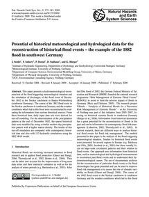 Potential of Historical Meteorological a... by Seidel, J.