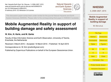 Mobile Augmented Reality in Support of B... by Kim, W.