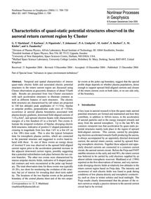 Characteristics of Quasi-static Potentia... by Marklund, G. T.