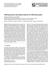 Multi-parameter Uncertainty Analysis of ... by Knopf, B.