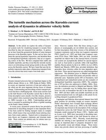 The Turnstile Mechanism Across the Kuros... by Mendoza, C.