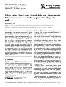 Using a Variance-based Sensitivity Analy... by Zhao, J.