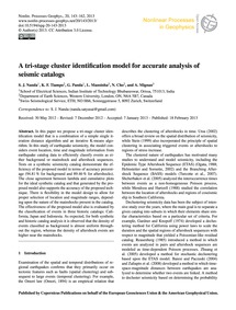 A Tri-stage Cluster Identification Model... by Nanda, S. J.
