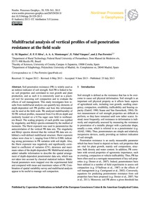 Multifractal Analysis of Vertical Profil... by Siqueira, G. M.