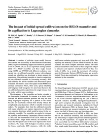 The Impact of Initial Spread Calibration... by Wei, M.