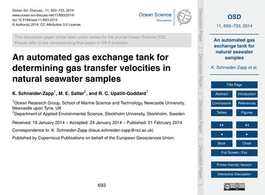 An Automated Gas Exchange Tank for Deter... by Schneider-zapp, K.