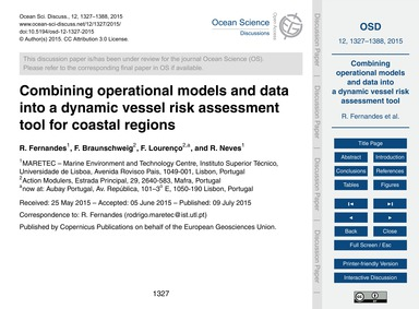 Combining Operational Models and Data In... by Fernandes, R.
