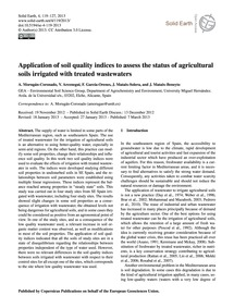 Application of Soil Quality Indices to A... by Morugán-coronado, A.