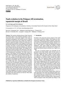 Fault Evolution in the Potiguar Rift Ter... by De Castro, D. L.