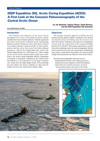 Iodp Expedition 302, Arctic Coring Exped... by Backman, J.