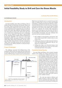 Initial Feasibility Study to Drill and C... by Pilisi, N.