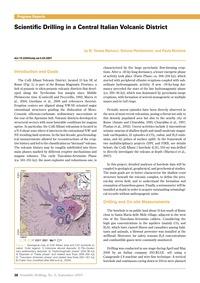 Scientific Drilling in a Central Italian... by Mariucci, M. T.
