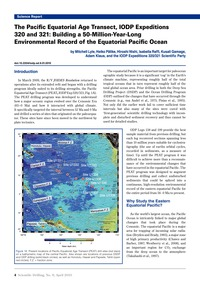 The Pacific Equatorial Age Transect, Iod... by Lyle, M.