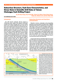 Subsurface Structure, Fault Zone Charact... by Hung, J.-h.
