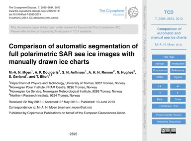 Comparison of Automatic Segmentation of ... by Moen, M.-a. N.