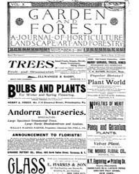 Garden and Forest Volume 10 Issue 506 No... by Charles S. Sargent