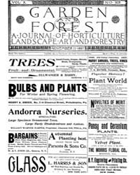 Garden and Forest Volume 10 Issue 508 No... by Charles S. Sargent