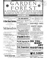 Garden and Forest Volume 3 Issue 119 Jun... by Charles S. Sargent
