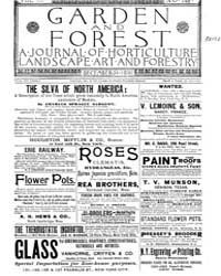 Garden and Forest Volume 3 Issue 148 Dec... by Charles S. Sargent