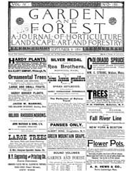 Garden and Forest Volume 4 Issue 185 Sep... by Charles S. Sargent