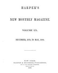 Harper's New Monthly Magazine Volume 006... by Harper and Bros