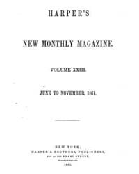 Harper's New Monthly Magazine Volume 002... by Harper and Bros