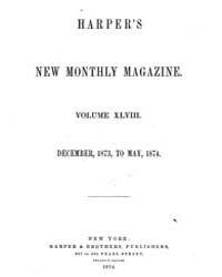 Harper's New Monthly Magazine Volume 004... by Harper and Bros