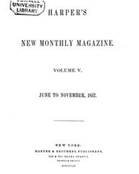 Harper's New Monthly Magazine Volume 000... by Harper and Bros