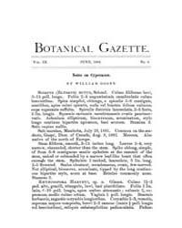 Botanical Gazette : 1884 ; Jun. No. 6 Vo... Volume Vol. 9 by Ruddat, M.